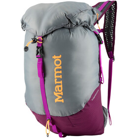 Marmot Kompressor Backpack Grey Storm/Deep Plum